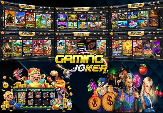 Judi Slot Joker Gaming Online